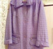 Куртка весна - осень 52-54