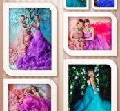 Фотосессии в шикарных платьях
