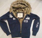 Куртка Abercrombie, размер М, но реально S