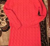 Костюм, платье, юбка, свитер