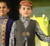 Мусульманский наряд для девочки
