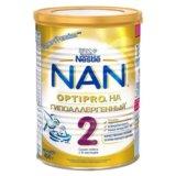 Nan optipro Ha 2 ( Нан оптипро гипоаллергенный 2 )