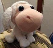 Мягкая игрушка овечка фирма Big Headz