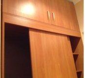 Шкаф встроенный