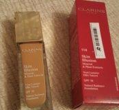 Крем тональный CLARINS Skin ILLUSION