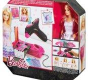 Набор для создания цветных нарядов и Кукла Barbie