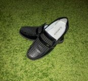 Ботинки(макасины) для мальчика