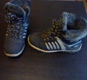 Зимние кроссовки размер 32.