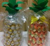 Праздничный ананас