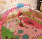 Детский Игровой коврик для развития