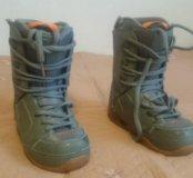 Ботинки для сноуборда Head Mondo