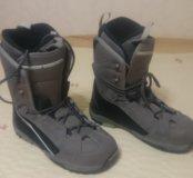 Ботинки для сноуборда Salomon Maori