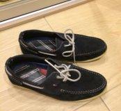 Лоферы / макасины / туфли / ботинки Tommy Hilfiger