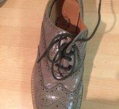 Туфли мужские, р.42,длина стельки 27 см