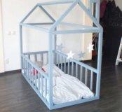 Кроватка. Изготовление
