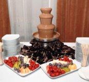 Аренда шоколадного фонтана!
