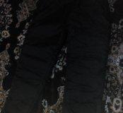 Зимние брюки,новые