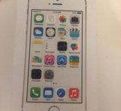 Коробка iPhone 5 s