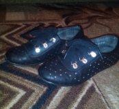 Ботинки на девочку размер 36