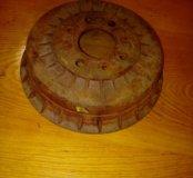 Диск тормозной ваз 2108