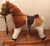 Конь качалка(каталку)
