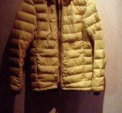 Продаю куртку (пуховик зима) Adidas