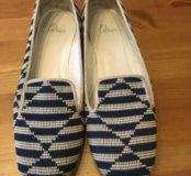 Туфли лофферы новые