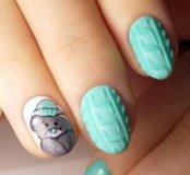 Дизайны на ногтях