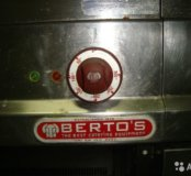 Жарочная поверхность Bertos