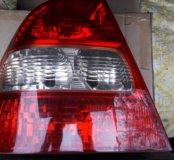 Левый стоп-сигнал Toyota Corolla 120