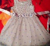 Платье для утренника 6-10 лет