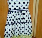 Платья на девочку нарядные