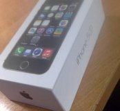 iPhone 5 s, Space Gray, 64 GB