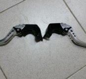 Рычаги сцепления и тормоза для Kawasaki