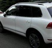 Предлагаю в аренду автомобиль VW Touareg