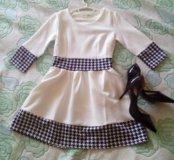 Продам платье на невысокую девушку, р-р 42-44