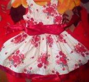 Платье GJ 5 -8 лет рост 116 - 126