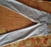 Летние джинсы -клёш