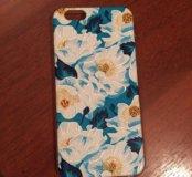 Чехол силиконовый iPhone 6