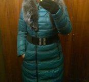 Зимняя женская куртка(пуховик)