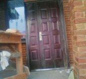 Двер металическая б/к