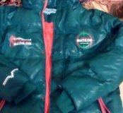 Куртка для подростка 152-156