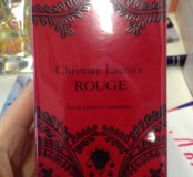 Christian Lacroix Rouge парфюмерная вода