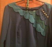 Новое платье р-р 56