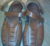 Чехословатские сандалии