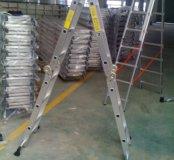 Лестница трансформер 4х3 новая