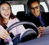 Обучаю вождению автомобиля