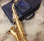 Ученический саксофон (сопрано) Vibra