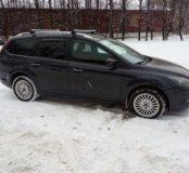 Форд фокус 2 рестайлинг универсал