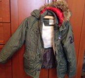 Куртка зима/осень для мальчика